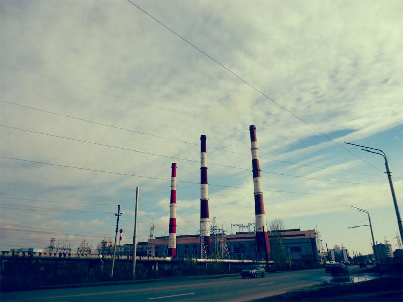 Уфимская ТЭЦ-2 (2)