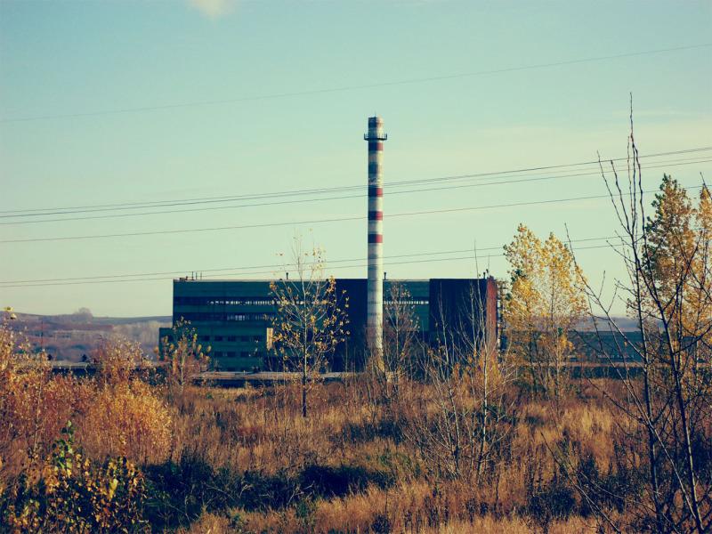 Уфимская ТЭЦ-5 (недостроенная)