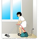 Не пользуйтесь бытовыми электроприборами с поврежденной изоляцией