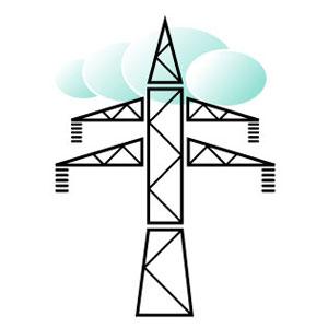 Опора линии электропередач (ЛЭП)