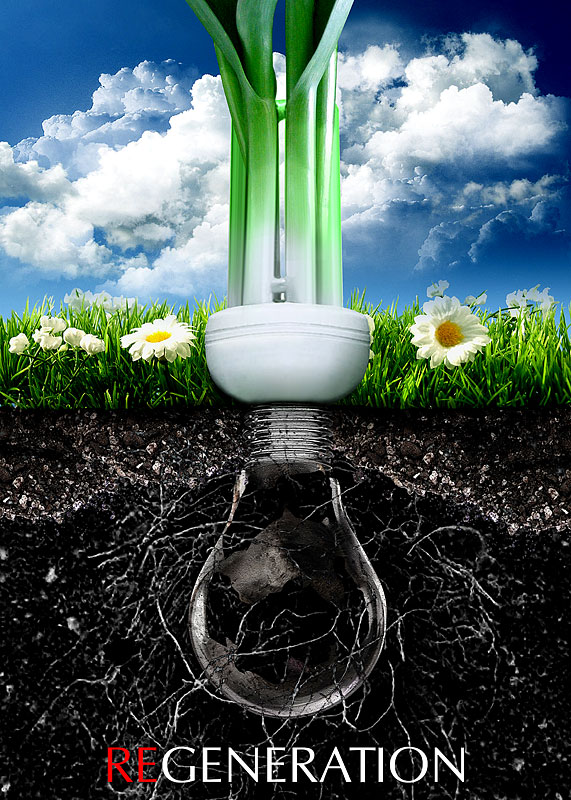 Плакат по энергосбережению